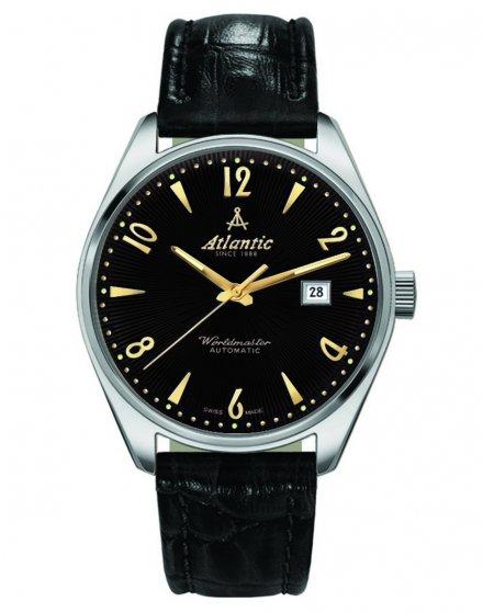 Zegarek Męski Atlantic Worldmaster Art Deco 51752.41.65G