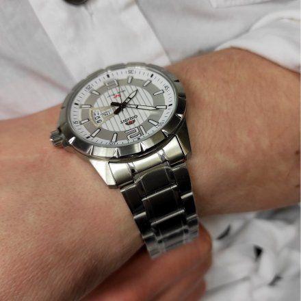 ORIENT FUG1X005W9 Zegarek Męski Japońskiej Marki Orient UG1X005W