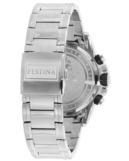 Zegarek Męski Festina F16680/2 Timeless Chronograph 16680/2