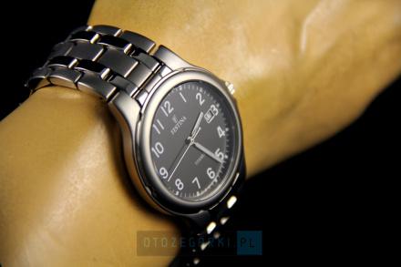 Zegarek Męski Festina F16460/2 Titanium Date Classic 16460/2