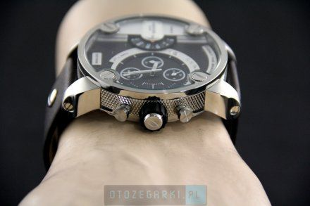 Diesel DZ7256 Zegarek Męski Na Pasku Z Kolekcji Little Daddy