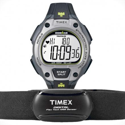 T5K719 Zegarek Męski Timex Ironman Heart Rate Monitors T5K719