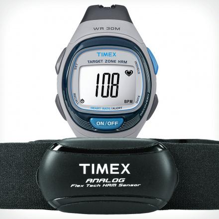T5K738 Zegarek Męski Timex Ironman Heart Rate Monitors T5K738