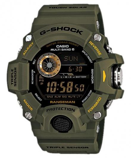 Zegarek Casio GW-9400-3ER G-Shock GW-9400 -3ER