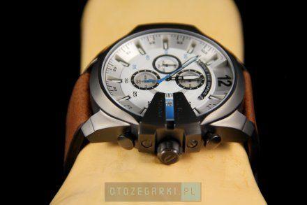 Diesel DZ4280 Zegarek Męski Na Pasku Z Kolekcji Mega Chief