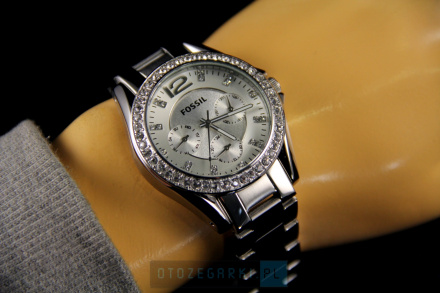 Fossil ES3202 Riley - Zegarek Damski