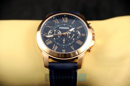 Fossil FS4835 Grant - Zegarek Męski FS4835IE