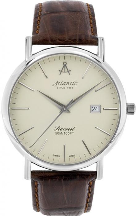 Zegarek Męski Atlantic Seacrest Classic 50354.41.91