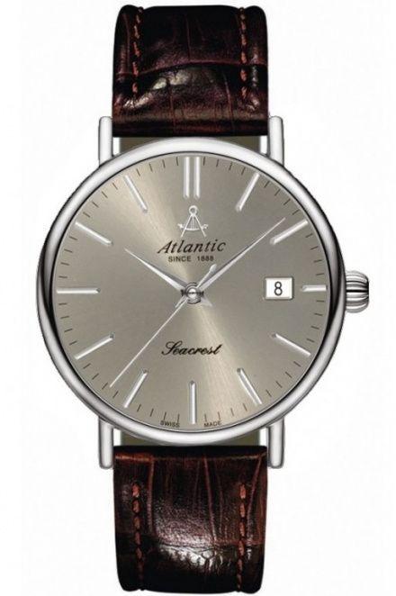 Zegarek Męski Atlantic Seacrest Classic 50354.41.41