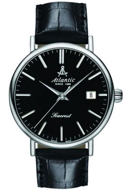 Zegarek Męski Atlantic Seacrest Classic 50354.41.61