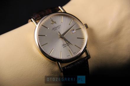 Zegarek Męski Atlantic Seacrest Classic 50354.45.31
