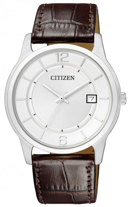 Citizen BD0021-19A Zegarek Męski na pasku Classic BD0021 19A