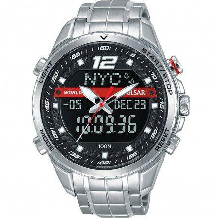 Zegarek Męski Pulsar PZ4025X1