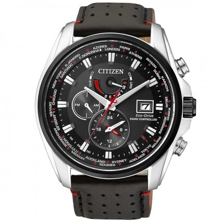 Citizen AT9036-08E Zegarek Męski na pasku Eco Drive Citizen Promaster