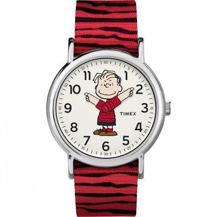 TW2R41200 Zegarek Dziecięcy Timex X Peanuts Linus TW2R41200