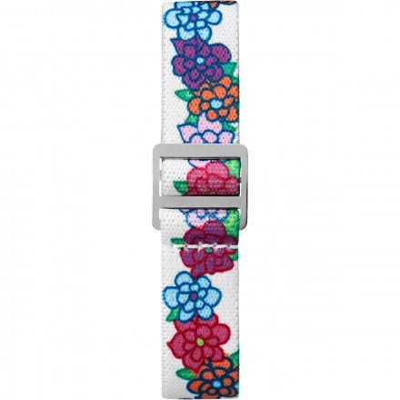 TW2R41700 Zegarek Dziecięcy Timex X Peanuts Snoopy & Flowers TW2R41700