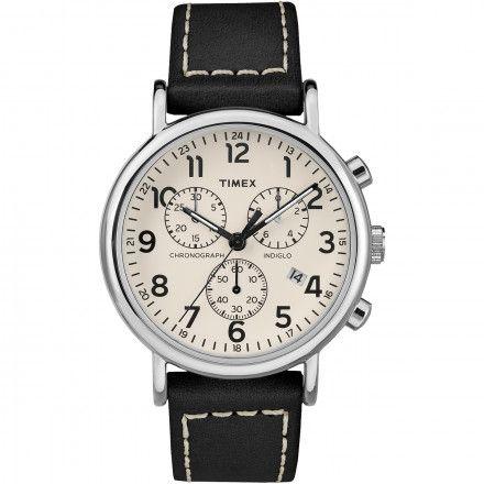 TW2R42800 Zegarek Timex Weekender Chronograph TW2R42800