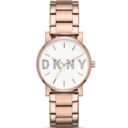 Zegarek Damski DKNY NY2654 Seria Soho