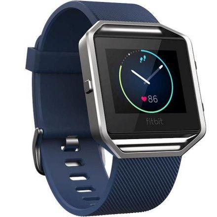 Monitor Aktywności Fitbit BLAZE - FB502SBUL-EU - Rozmiar L