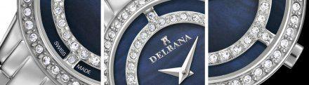 Delbana 417116091530 - Zegarek Szwajcarski Delbana 41711.609.1.530