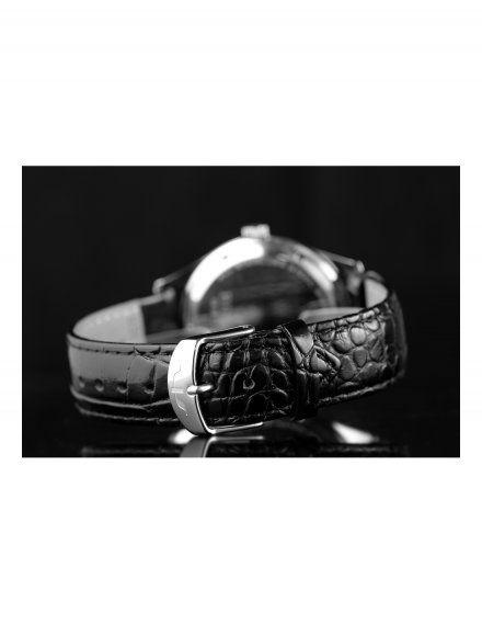 Bisset BSCC41SISX05B1 Zegarek Męski Szwajcarski Marki Bisset