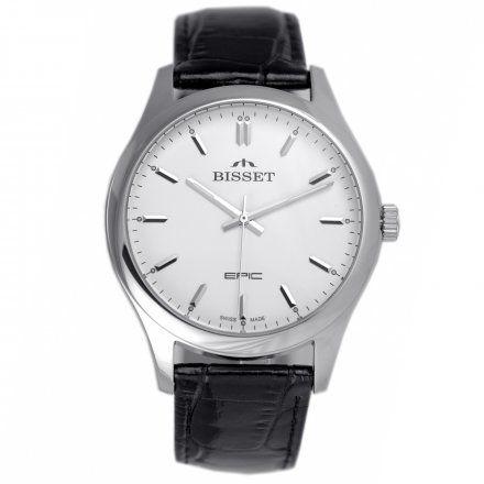 Bisset BSCC41SISX05B1 Zegarek Szwajcarski Marki Bisset