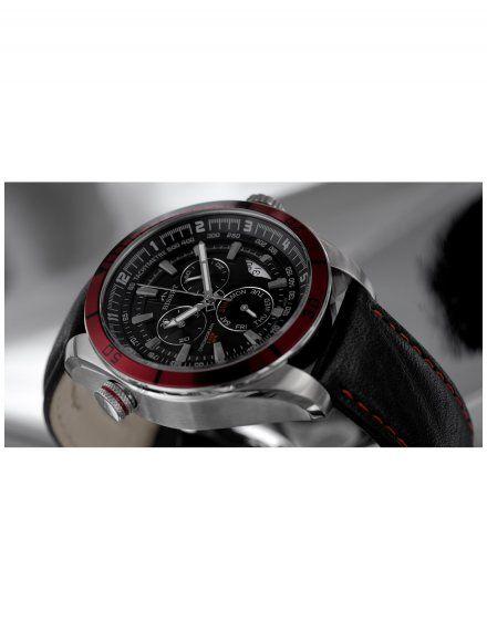 Bisset BSCC54TIBR05AX Zegarek Szwajcarski Marki Bisset