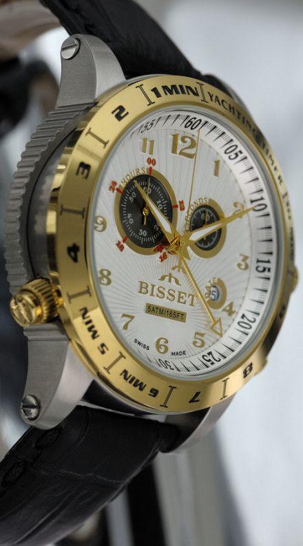 Bisset XB2CC23TASG Zegarek Szwajcarski Marki Bisset