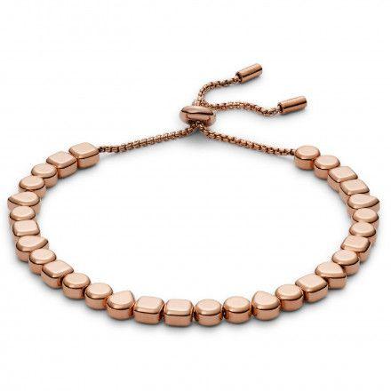 Biżuteria Fossil - Bransoletka JF02870791