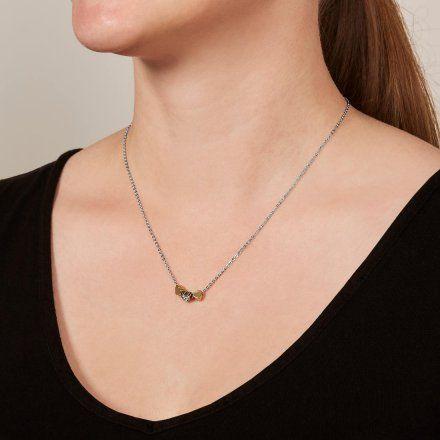 Biżuteria Fossil - Naszyjnik JF02856998
