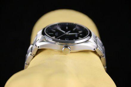 Citizen AW1240-57E Zegarek Męski na bransolecie Eco Drive Titanium