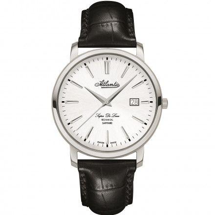 Zegarek Męski Atlantic Super De Luxe 64651.41.21
