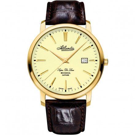 Zegarek Męski Atlantic Super De Luxe 64651.45.31