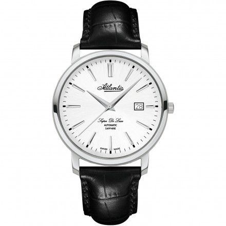 Zegarek Męski Atlantic Super De Luxe 64751.41.21
