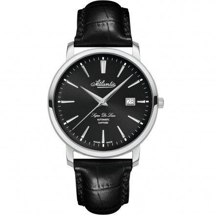 Zegarek Męski Atlantic Super De Luxe 64751.41.61