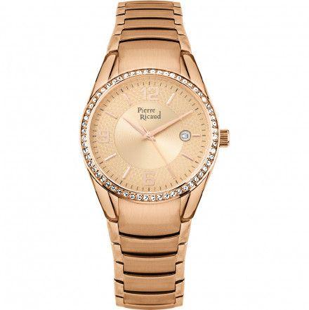 Pierre Ricaud P21032.915RQZ Zegarek - Niemiecka Jakość