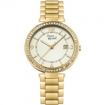 Pierre Ricaud P22003.1151QZ Zegarek - Niemiecka Jakość