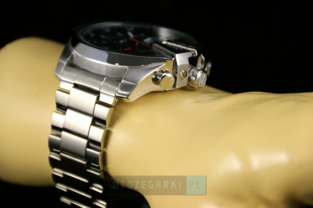 Diesel DZ4308 Zegarek Męski Na Bransolecie Z Kolekcji Mega Chief