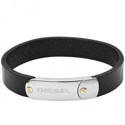 Biżuteria Diesel - Bransoleta DX1113040 - SALE -30%