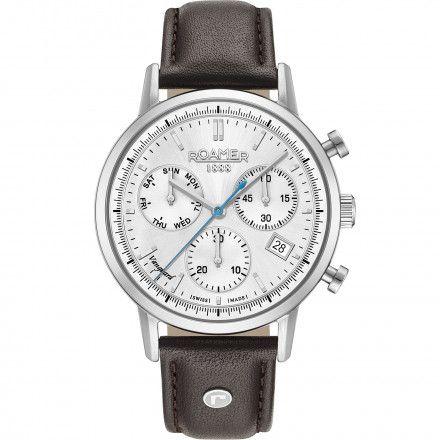 Roamer 975819 41 15 09 Zegarek Szwajcarski Vanguard Chrono Ii