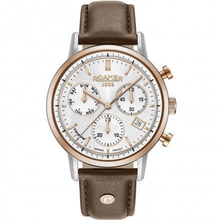 Roamer 975819 49 15 09 Zegarek Szwajcarski Vanguard Chrono Ii