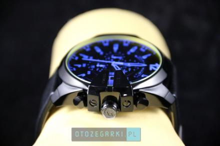 Diesel DZ4323 Zegarek Męski Na Pasku Z Kolekcji Mega Chief