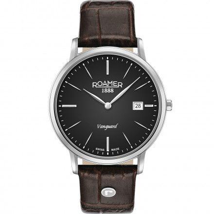 Roamer 979809 41 55 09 Zegarek Szwajcarski Vanguard Slim Line
