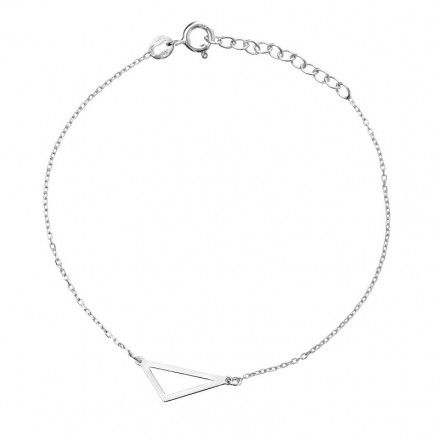 Biżuteria damska INFINITY BTBZ6003 Bransoletka srebrna