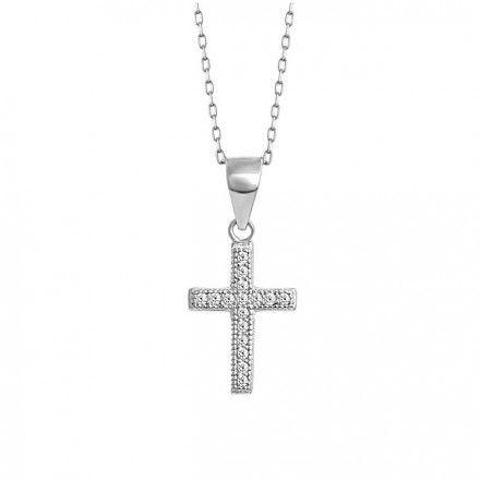 Biżuteria damska INFINITY DHZZ9001 Zawieszka srebrna