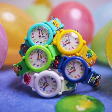 Knocknocky Color Boom CB3302003 Zegarki dziecięce