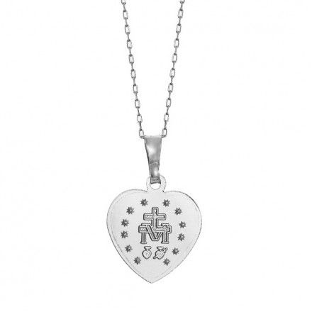 Biżuteria damska INFINITY BTZZ9010 Zawieszka srebrna