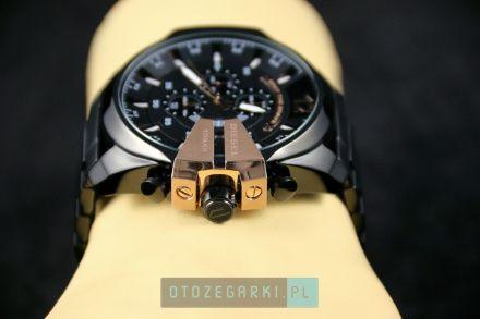 Diesel DZ4309 Zegarek Męski Na Bransolecie Z Kolekcji Mega Chief