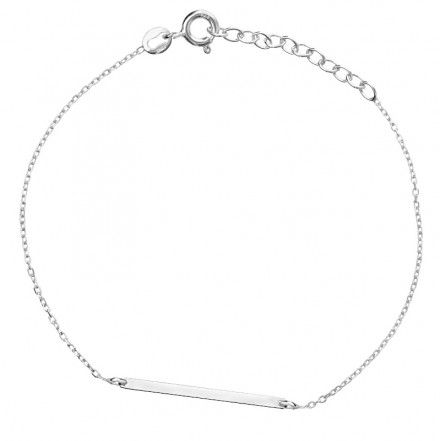 Biżuteria damska INFINITY BTBZ6001 Bransoletka srebrna