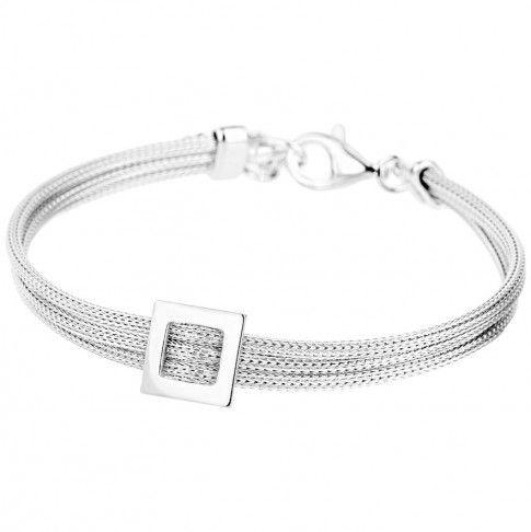 d8ddf63229 Biżuteria damska INFINITY BTBZ0057 Bransoletka srebrna - 224